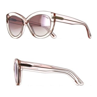 トムフォード TOM FORD Diane-02 TF577(FT0577) 72Z