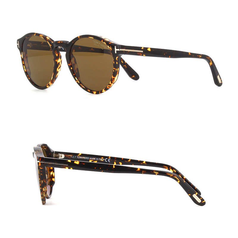 トムフォード TOM FORD Ian-02 TF591(FT0591) 52M Polarised