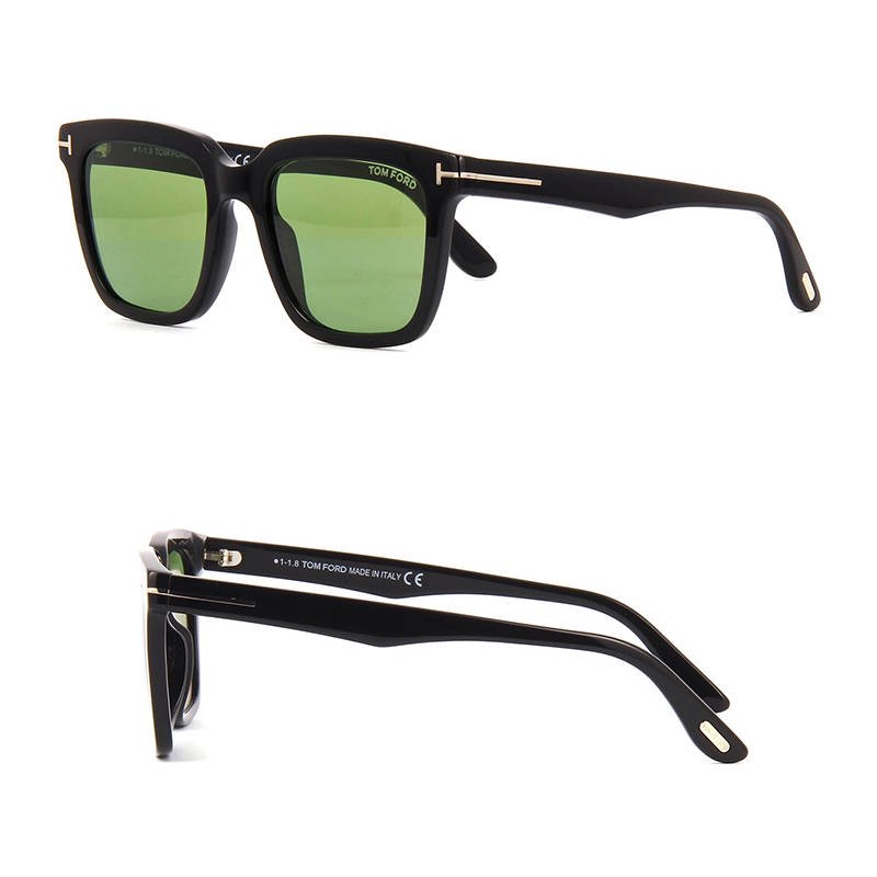 トムフォード TOM FORD Marco-02 TF646(FT0646) 01N