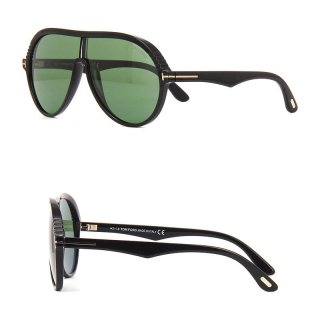 トムフォード TOM FORD Montgomery-02 TF647(FT0647) 01N