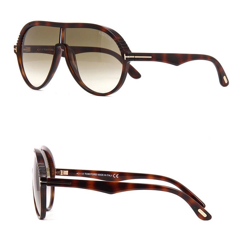 トムフォード TOM FORD Montgomery-02 TF647(FT0647) 52F