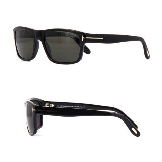 トムフォード TOM FORD AUGUST TF678(FT0678) 01D POLARISED BLACK