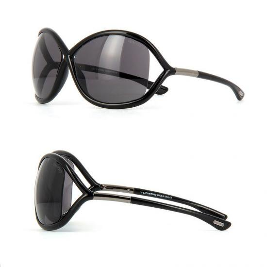 トムフォード TOM FORD WHITNEY TF0009 01D