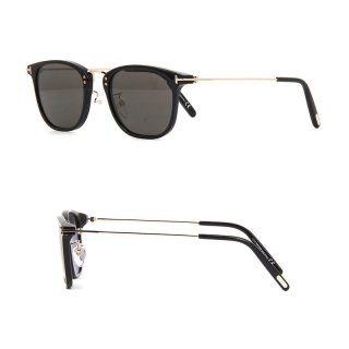 トムフォード TOM FORD BEAU TF672(FT0672) 01A