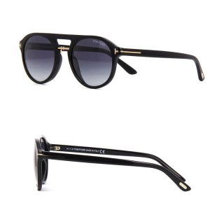 トムフォード TOM FORD IVAN-02 TF675(FT0675) 01W