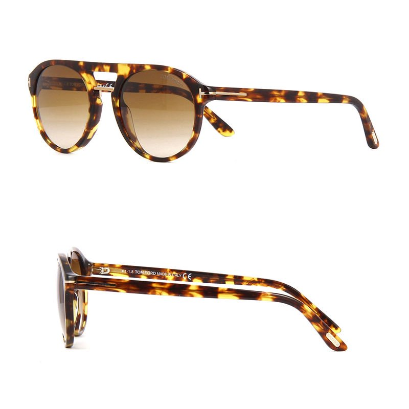 トムフォード TOM FORD IVAN-02 TF675(FT0675) 55F
