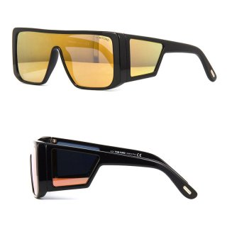 トムフォード TOM FORD ATTICUS TF710(FT0710) 01G