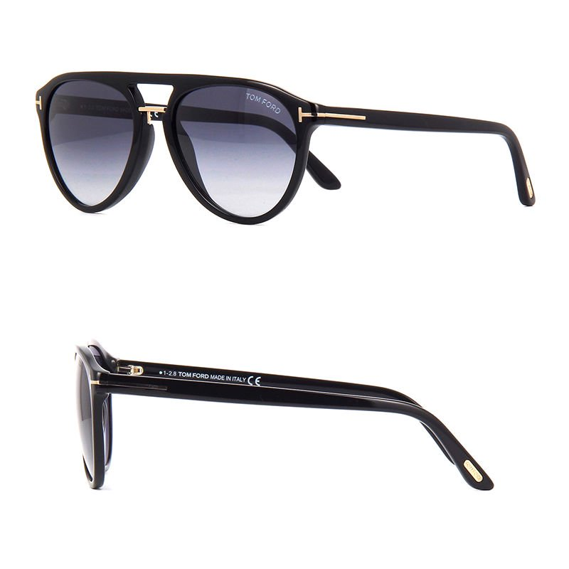 <img class='new_mark_img1' src='https://img.shop-pro.jp/img/new/icons14.gif' style='border:none;display:inline;margin:0px;padding:0px;width:auto;' />トムフォード TOM FORD BURTON TF697(FT0697) 01W