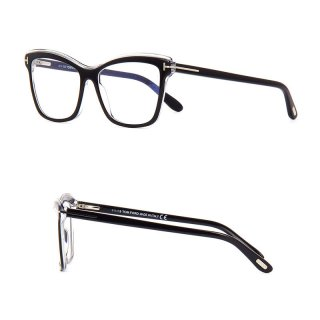 トムフォード TOM FORD TF5619-B(FT5619-B) 001 Blue Control