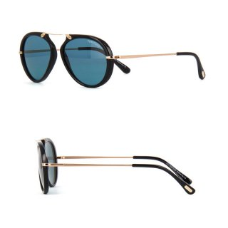 トムフォード TOM FORD AARON TF0473 01V
