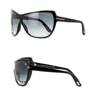 トムフォード TOM FORD EKATERINA TF0363 01B