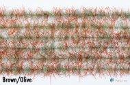 ENRICO PUGLISI FLIES EP Tarantula Hairy Legs Brush 0.5 Inch (EPR)