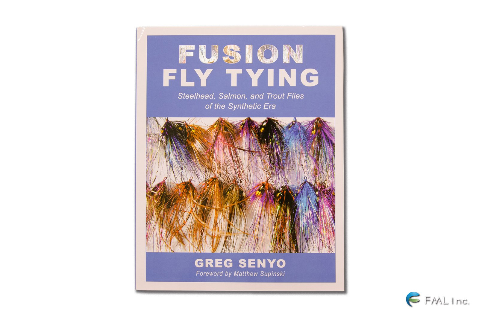 <img class='new_mark_img1' src='//img.shop-pro.jp/img/new/icons57.gif' style='border:none;display:inline;margin:0px;padding:0px;width:auto;' />Fusion Fly Tying Book By Greg Senyo