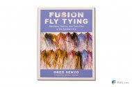 <img class='new_mark_img1' src='https://img.shop-pro.jp/img/new/icons57.gif' style='border:none;display:inline;margin:0px;padding:0px;width:auto;' />Fusion Fly Tying Book By Greg Senyo (SFFT)