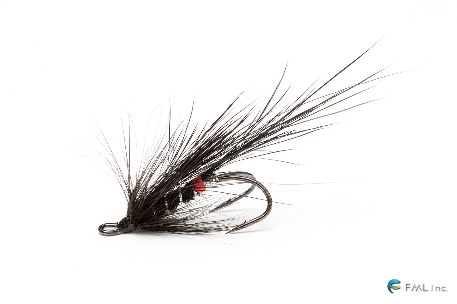 <img class='new_mark_img1' src='//img.shop-pro.jp/img/new/icons5.gif' style='border:none;display:inline;margin:0px;padding:0px;width:auto;' />Eumer Harri's Special Salmon Fly (Nutria wing) (5770)