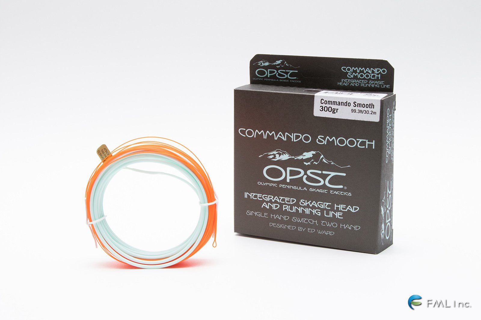 OPST Pure Skagit Command Smooth Integrated Single Switch Double Hand Spey Lines