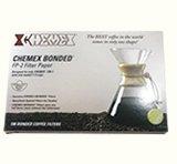 CHEMEX(ケメックス)3カップ用フィルター 100枚入り