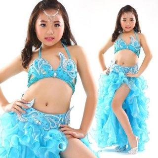 ベリーダンス衣装★子供 ドレス キッズ アラビアン グッズ 激安 店舗 5