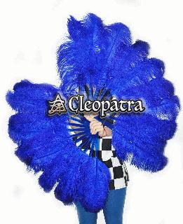 ベリーダンス衣装■フェザーファン 羽 扇子 舞台 ショーダンス バーレスク グッズ 激安通販 36