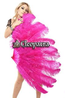 ベリーダンス衣装▼フェザーファン ステージ バーレスク 舞台ステージ グッズ 安い 店舗 41