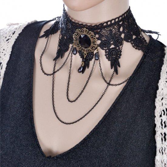 ベリーダンスい衣装■ネックレス 衣装 トライバル ゴシック グッズ  激安 ショップ 5