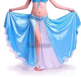 ベリーダンス衣装1つのスリットスカートドレスグッズ安い通販 21