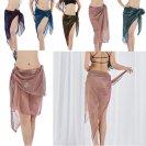 ベリーダンススパンコールヒップスカーフ衣装に付けても可愛い上下セット販売 19