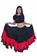 ベリーダンス衣装35ヤードスカート民族ジプシー トライバルコットン 安い ショップ 28