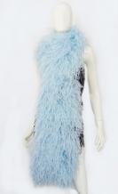 羽毛製の襟巻ベリーダンスダチョウの羽バーレスクステージ舞台道具グッズ格安ショップ 1