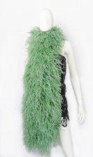 ダチョウ羽毛製の襟巻ベリーダンスダチョウの羽バーレスクステージ舞台道具グッズ格安ショップ 2