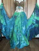 輸入品kuchiベリーダンス衣装本格的なATSトライバルコスチューム