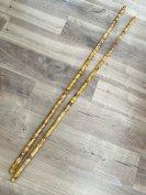 ベリーダンス●本場エジプト製アサヤ杖ステッキ木製ステージグッズ激安販売 1