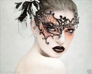 ベリーダンス衣装★ヴェネチアンマスク 仮面 アイマスク パーティー 舞台 かわいい 1