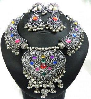 インド限定▲ベリーダンス アクセサリー ネックレス 衣装 民族 KUCHI  トライバル グッズ ストア 15