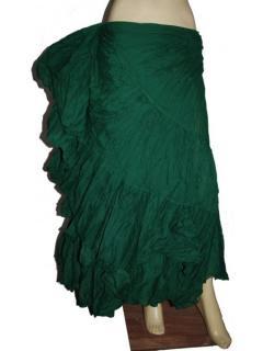 ベリーダンス■35ヤードスカート 衣装 ジプシー コスチューム トライバル 激安 ショップ 3