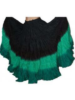 ベリーダンス■35ヤードスカート 民族 ジプシー 衣装 トライバル コスチューム  通信販売 17