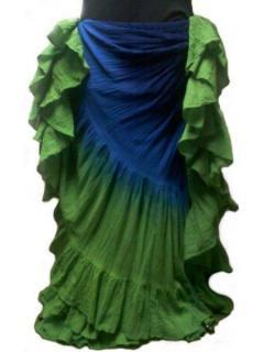 ベリーダンス衣装●35ヤードスカート コスチューム  民族 ジプシー トライバル 激安 店舗 22