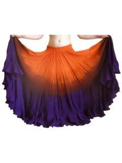 ベリーダンス衣装■35ヤードスカート コスチューム  民族 ジプシー トライバル 新品 通販 23