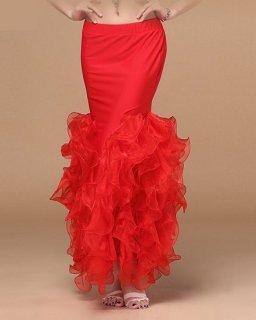 ベリーダンス衣装★スカート ドレス グッズ フィッシュテイルロングスカート 販売 ショップ 12