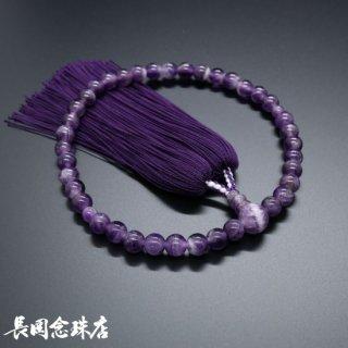 縞紫水晶 正絹松風房