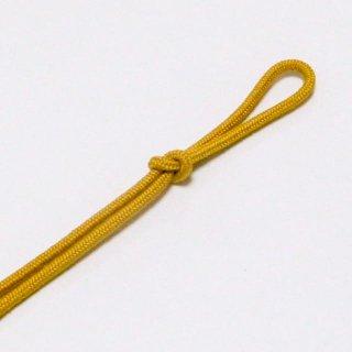 念珠用 正絹紐 からし 1mあたり