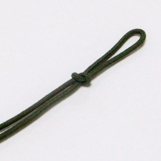 念珠用 正絹紐 緑 1mあたり