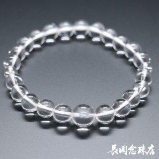 ブレス念珠 本水晶 8mm