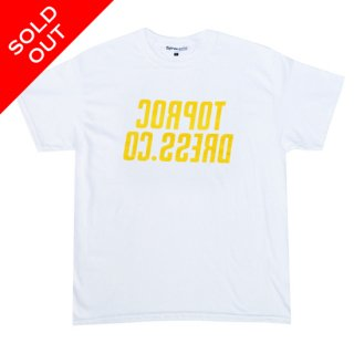 TOWER LOGO Tee (WHITE)