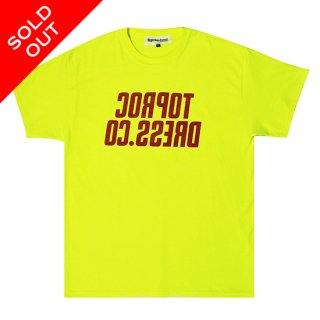 TOWER LOGO Tee (NEON YELLOW)