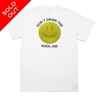 KOOLAID Pocket Tee (WHITE)