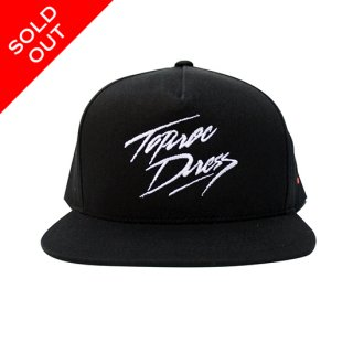 NOMAD 5Pannel Cap (BLACK)