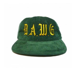 DAWG Cap (DARK GREEN)