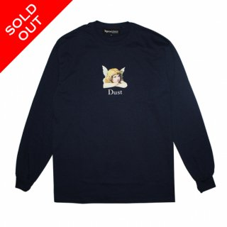 ANGEL L/S Tee (NAVY)