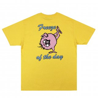 Freeze of the day Tee (BANANA)